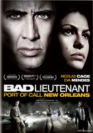 The Bad Lieutenant: Port of Call - New Orleans - Swedish Movie Cover (xs thumbnail)
