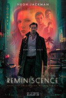 Reminiscence - Canadian Movie Poster (xs thumbnail)