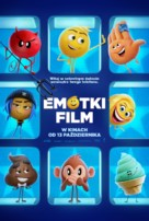 The Emoji Movie - Polish Movie Poster (xs thumbnail)