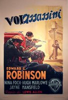 Illegal - Italian Movie Poster (xs thumbnail)