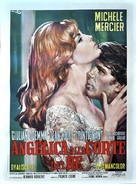 Angélique et le roy - Italian Movie Poster (xs thumbnail)