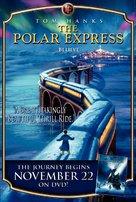 The Polar Express - Video release poster (xs thumbnail)