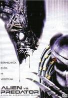 AVP: Alien Vs. Predator - Hungarian DVD movie cover (xs thumbnail)