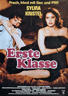 Un amore in prima classe - German Movie Poster (xs thumbnail)