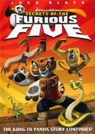 Kung Fu Panda: Secrets of the Furious Five - Movie Cover (xs thumbnail)