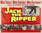 Jack the Ripper - British Movie Poster (xs thumbnail)