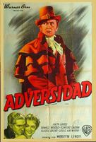 Anthony Adverse - Argentinian Movie Poster (xs thumbnail)