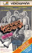 Esperando la carroza - Argentinian VHS cover (xs thumbnail)