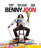 Benny And Joon - Blu-Ray cover (xs thumbnail)