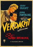 Suspicion - German Movie Poster (xs thumbnail)
