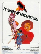 The Secret of Santa Vittoria - French Movie Poster (xs thumbnail)