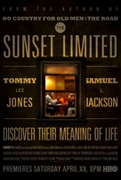 The Sunset Limited - Movie Poster (xs thumbnail)