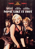Some Like It Hot - DVD movie cover (xs thumbnail)