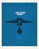 The Day the Earth Stood Still - Blu-Ray cover (xs thumbnail)