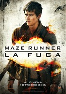 Maze Runner: The Scorch Trials - Italian Movie Poster (xs thumbnail)