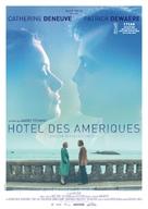 Hôtel des Amèriques - French Re-release movie poster (xs thumbnail)