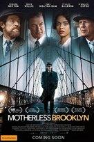 Motherless Brooklyn - Australian Movie Poster (xs thumbnail)