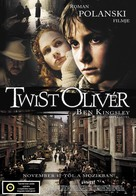 Oliver Twist - Hungarian poster (xs thumbnail)
