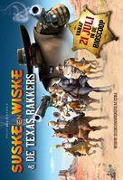 Suske en Wiske: De Texas rakkers - Belgian Movie Poster (xs thumbnail)