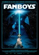 Fanboys - German Movie Poster (xs thumbnail)