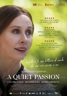 A Quiet Passion - Italian Movie Poster (xs thumbnail)