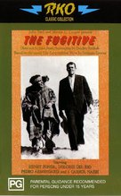 The Fugitive - Australian VHS cover (xs thumbnail)