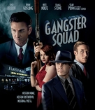Gangster Squad - Italian Blu-Ray movie cover (xs thumbnail)