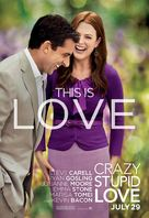 Crazy, Stupid, Love. - Movie Poster (xs thumbnail)