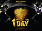1 Day - British Movie Poster (xs thumbnail)