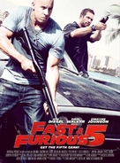 Fast Five - Movie Poster (xs thumbnail)