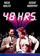48 Hours - DVD movie cover (xs thumbnail)