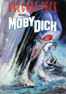Moby Dick - French Movie Poster (xs thumbnail)