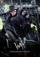 Wax - Spanish Movie Poster (xs thumbnail)