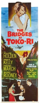 The Bridges at Toko-Ri - Movie Poster (xs thumbnail)