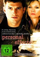Personal Effects - German Movie Cover (xs thumbnail)
