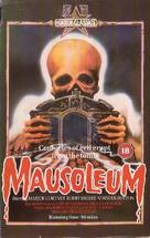 Mausoleum - British VHS cover (xs thumbnail)