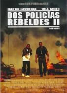 Bad Boys II - Spanish Movie Poster (xs thumbnail)
