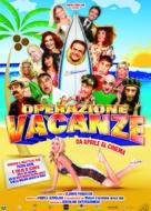 Operazione Vacanze - Italian Movie Poster (xs thumbnail)