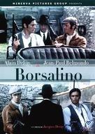 Borsalino - Italian DVD movie cover (xs thumbnail)