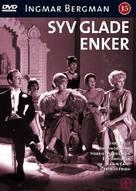 För att inte tala om alla dessa kvinnor - Danish DVD cover (xs thumbnail)