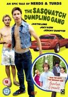 The Sasquatch Dumpling Gang - British DVD cover (xs thumbnail)
