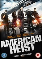 American Heist - British Movie Cover (xs thumbnail)