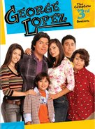 """""""George Lopez"""" - DVD cover (xs thumbnail)"""