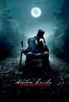 Abraham Lincoln: Vampire Hunter - DVD cover (xs thumbnail)