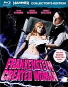 Frankenstein Created Woman - Blu-Ray movie cover (xs thumbnail)