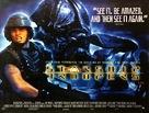 Starship Troopers - British Movie Poster (xs thumbnail)