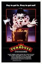 The Funhouse - Movie Poster (xs thumbnail)