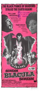 Scream Blacula Scream - Movie Poster (xs thumbnail)