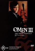 The Final Conflict - Australian Movie Cover (xs thumbnail)