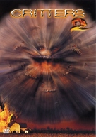 Critters 2: The Main Course - German DVD movie cover (xs thumbnail)